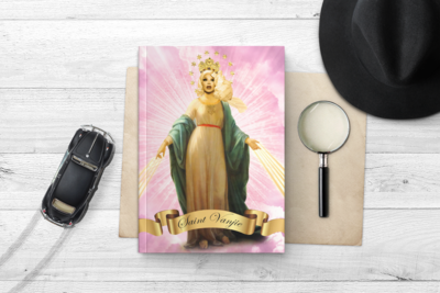 VANESSA VANJIE NOTEBOOK