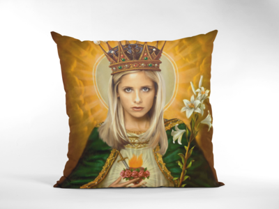 BUFFY CUSHION