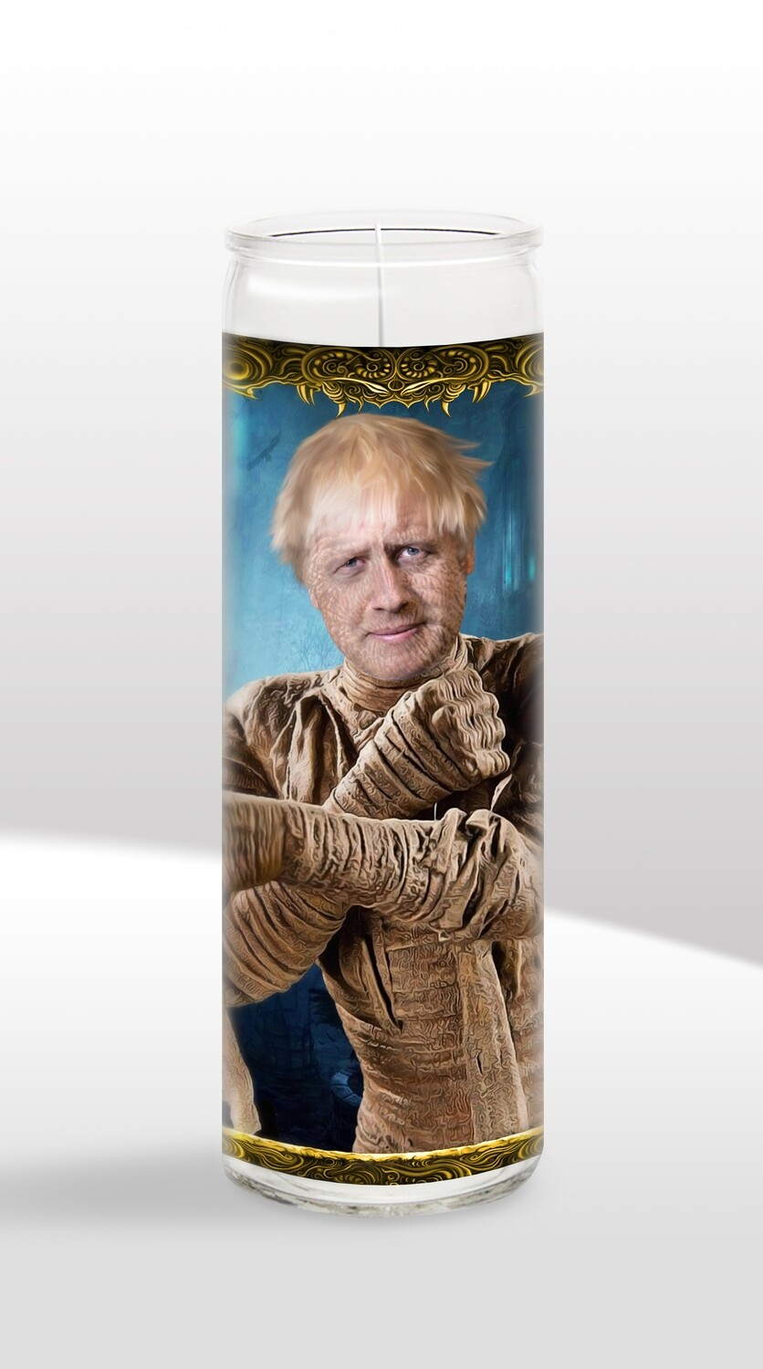 BORIS JOHNSON - HALLOWEEN EDITION