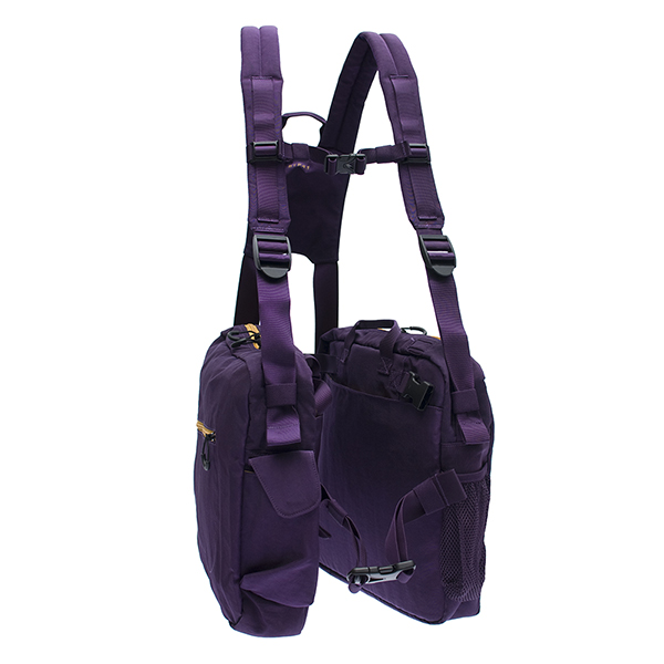 Premium Highly Adjustable Backtpack®