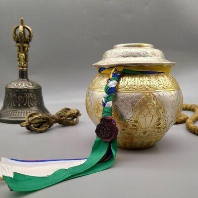Dzambala Wealth Vase - Perfect Feng Shui