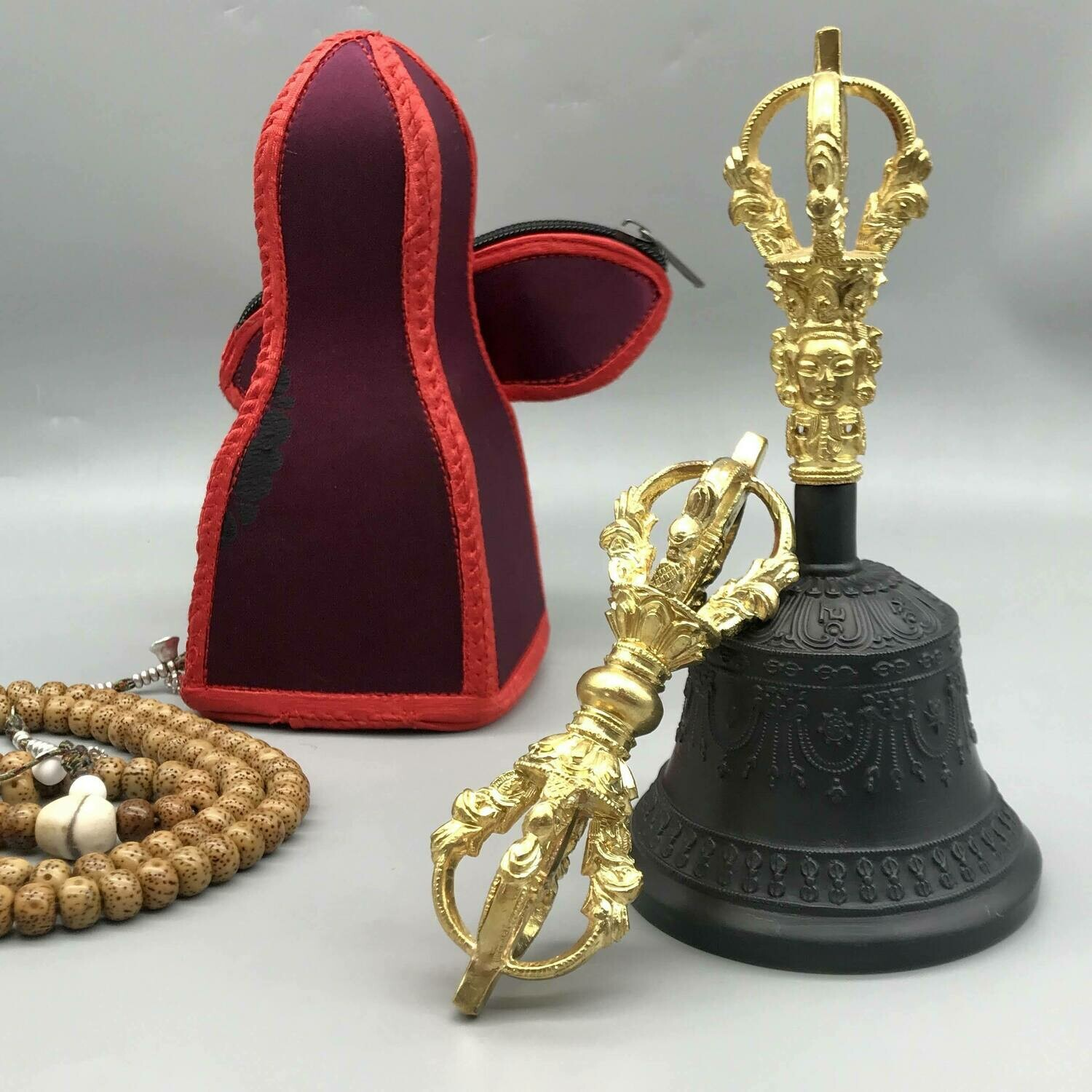 Bell and Dorje  - Highest Quality