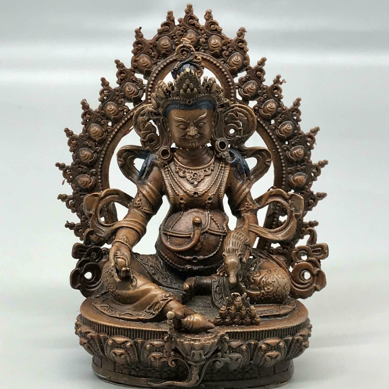 Dzambala Statue - God of Wealth