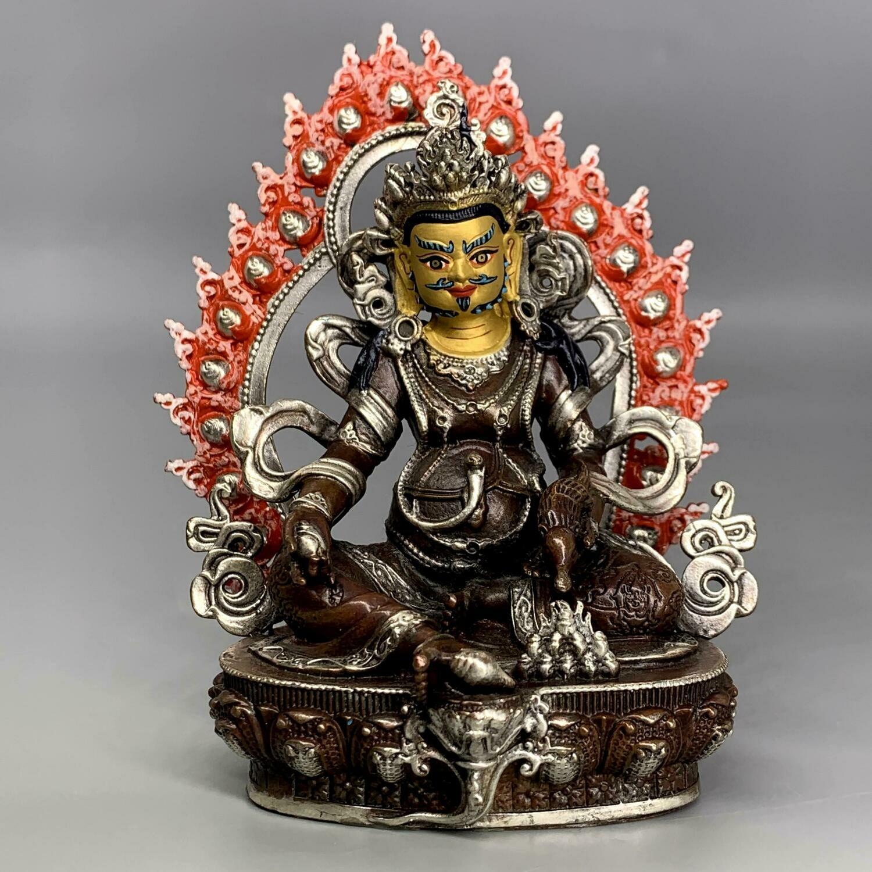 Dzambala - God of Wealth, small statue