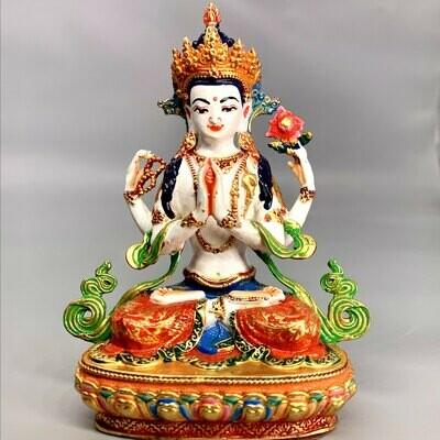Avaloketishvara Bodhisattva Statue