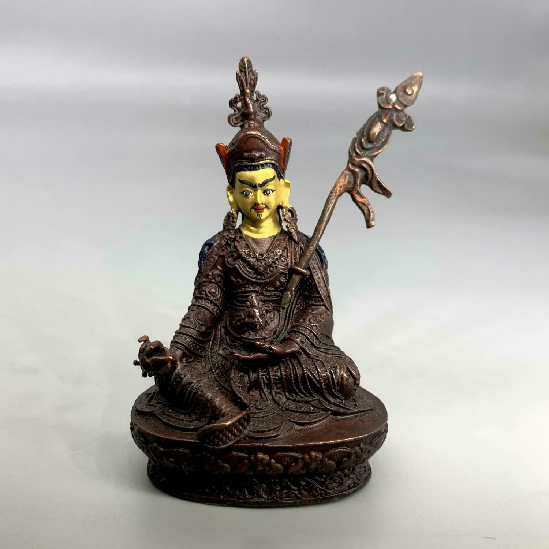 Copper Statue Padmasambhava