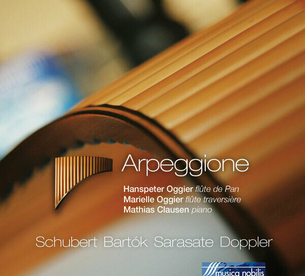 CD Arpeggione / Schubert, Bartók, Sarasate, Doppler