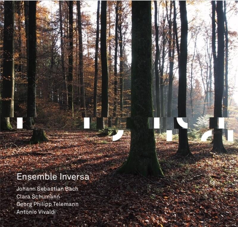 CD Ensemble Inversa / J.S. Bach, Clara Schumann, G. Ph. Telemann, A. Vivaldi