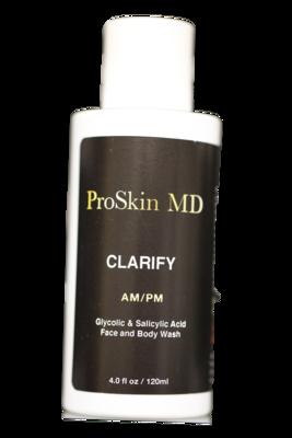 ProSkin MD Clarify face wash