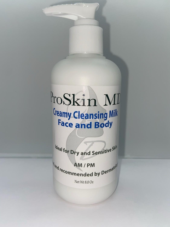 ProSkin MD Creamy Cleansing Milk 8.0