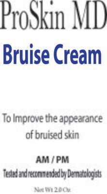 ProSkin MD Bruise Cream 2.0