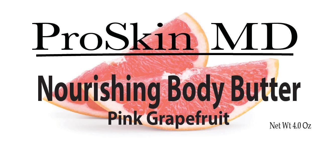 ProSkin MD Grapefruit Body Butter 4.0