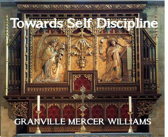 TOWARD SELF-DISCIPLINE