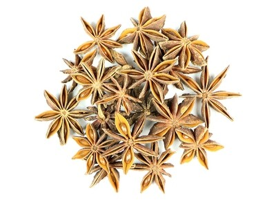 Anise Star Organic 1 Oz.