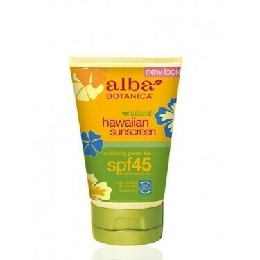 Alba Botanica- facial mineral sunscreen fragrance free lotion spf 20 4 fl oz
