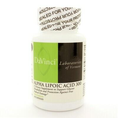 Alpha Lipoic Acid DaVinci Labs