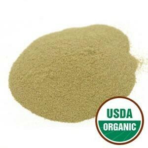 Buchu Leaf Powder Organic 1oz