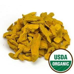 Turmeric Root Organic 1 oz.
