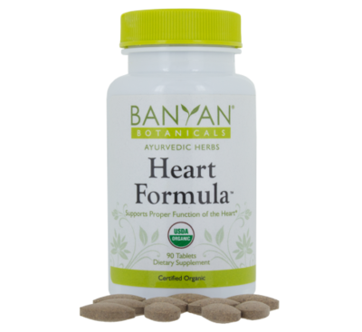 Banyan Heart Formula Tablets
