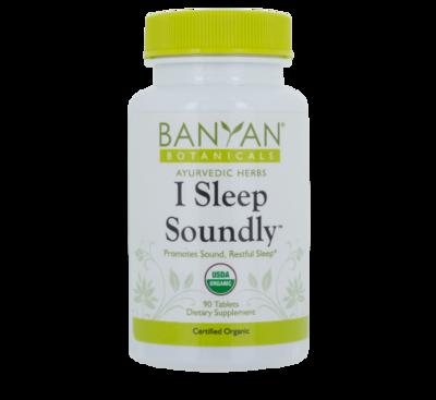 Banyan I Sleep Soundly Tablets