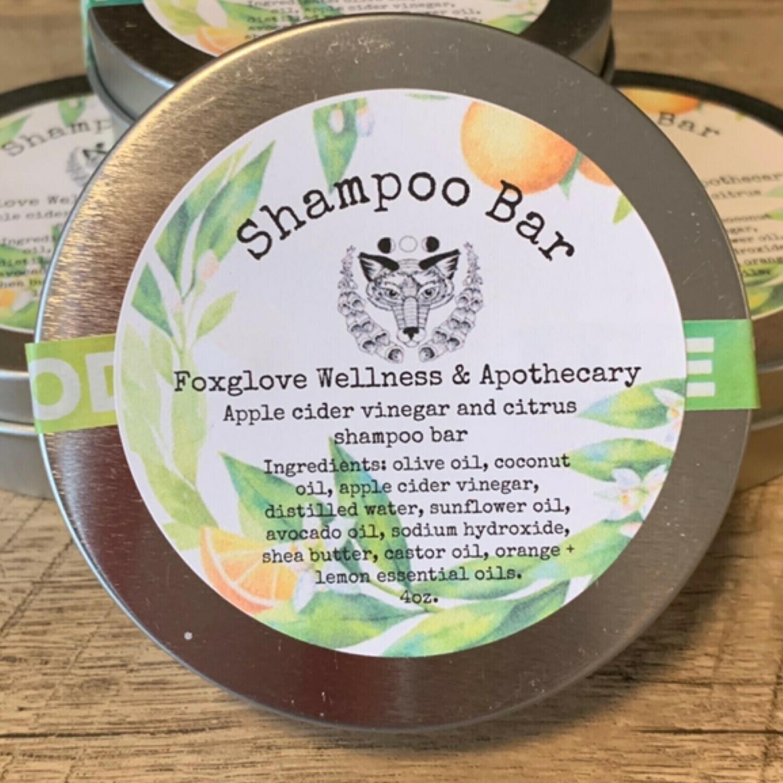 Bestowed Essentials -  Shampoo Bar (coconut+lavender)
