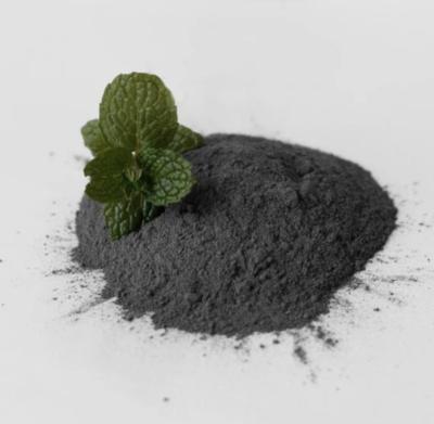 Bestowed Essentials - Charcoal+Mint Toothpowder+xylitol 1oz Jar