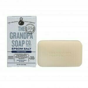 Grandpa's Epsom Salt Soap