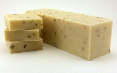 Patchouli Scrub Soap