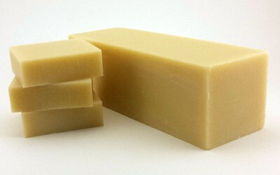 Sandalwood Rose Scrub Bar Soap