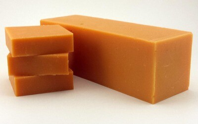 Orange Patchouli Bar Soap
