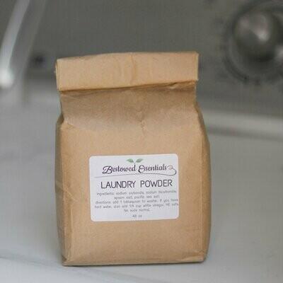 Bestowed Essentials - Laundry Powder 48oz