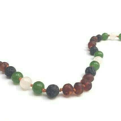 """CanyonLeaf - Adult: Raw Cognac Amber 