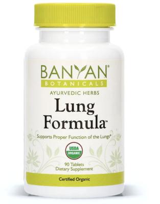 Lung Formula by Banyan Botanicals