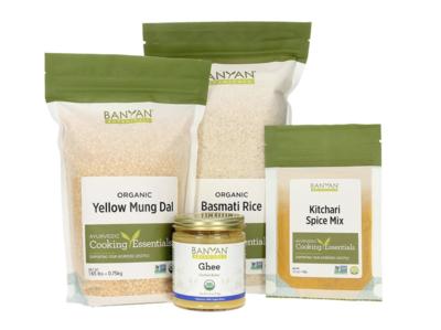 Kitchari Kit by Banyan Botanicals