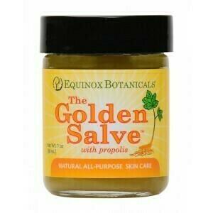 The Golden Salve w/propolis (1oz jar)