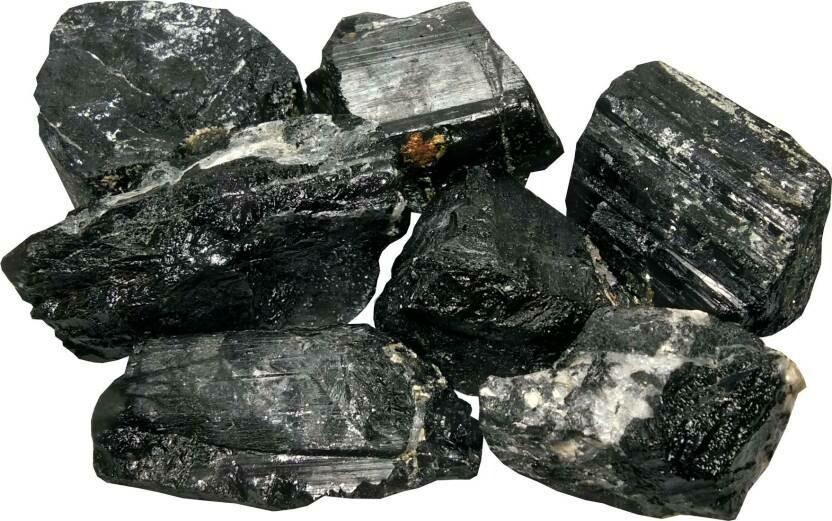 Raw Tourmaline, stone