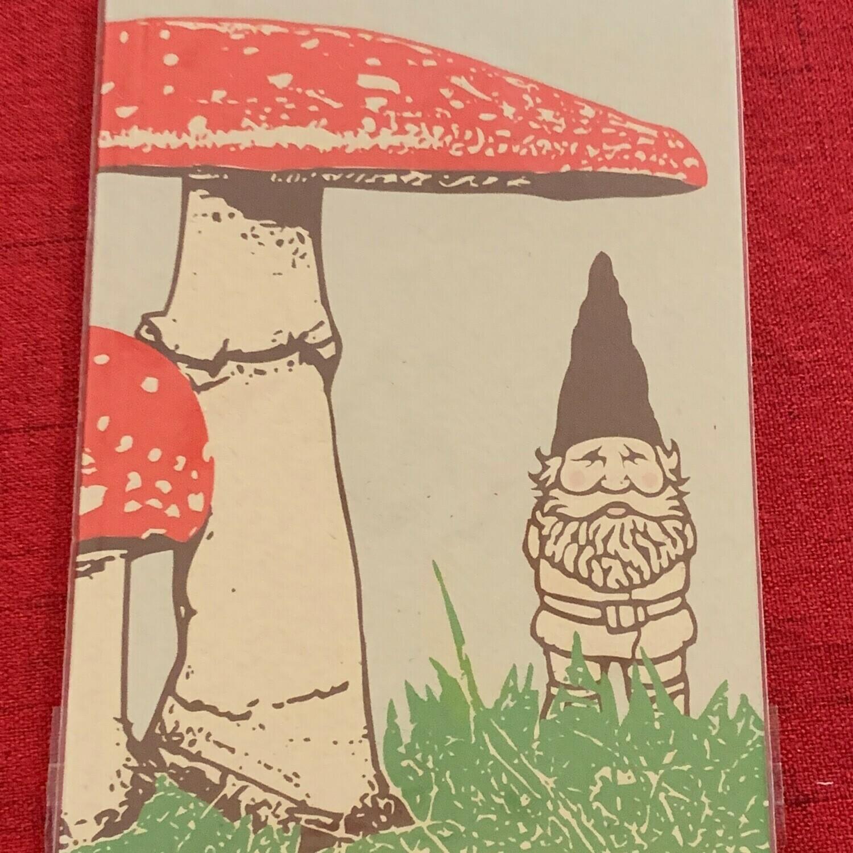 Little Lark - Gnome Mushroom Journal