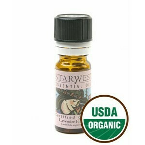 Lavender Essential Organic Oil