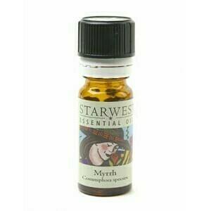 Myrrh Essential Oil 1/3 oz.