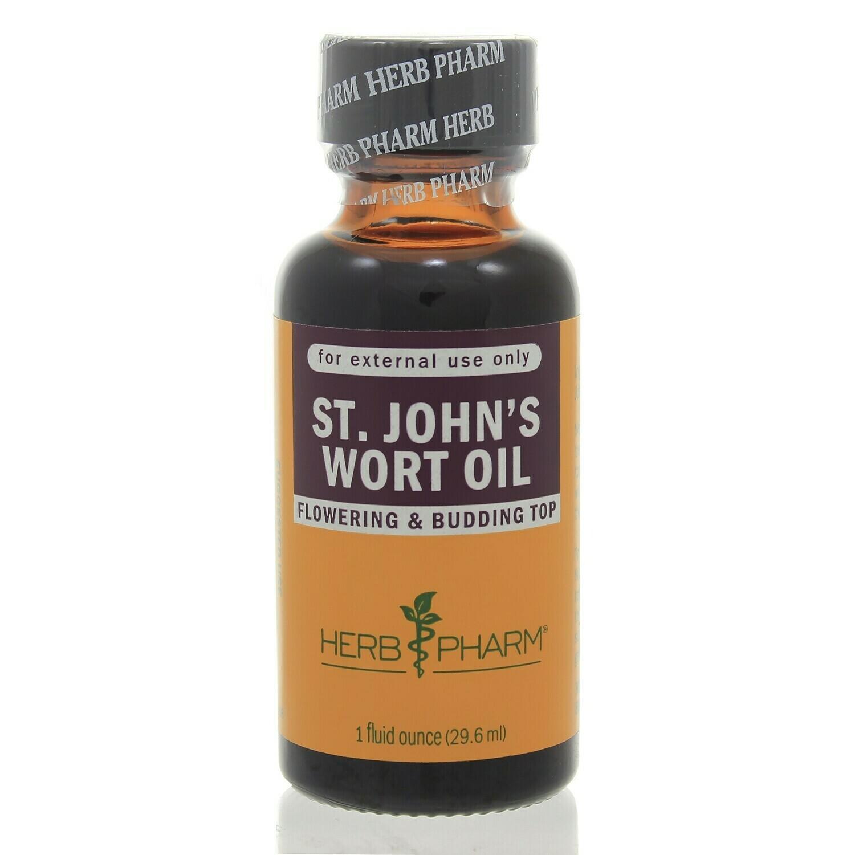 St.Johns Wort Oil