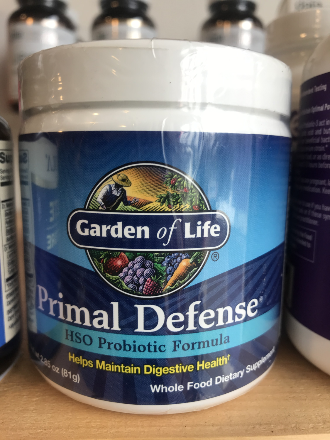 Primal Defense Powder Probiotic