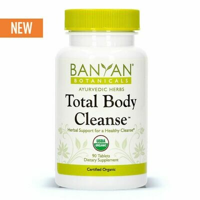 Total Body Cleanse by Banyan Botanicals 90ct