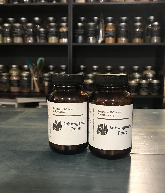 Ashwagandha Root Capsules, 80 capsules