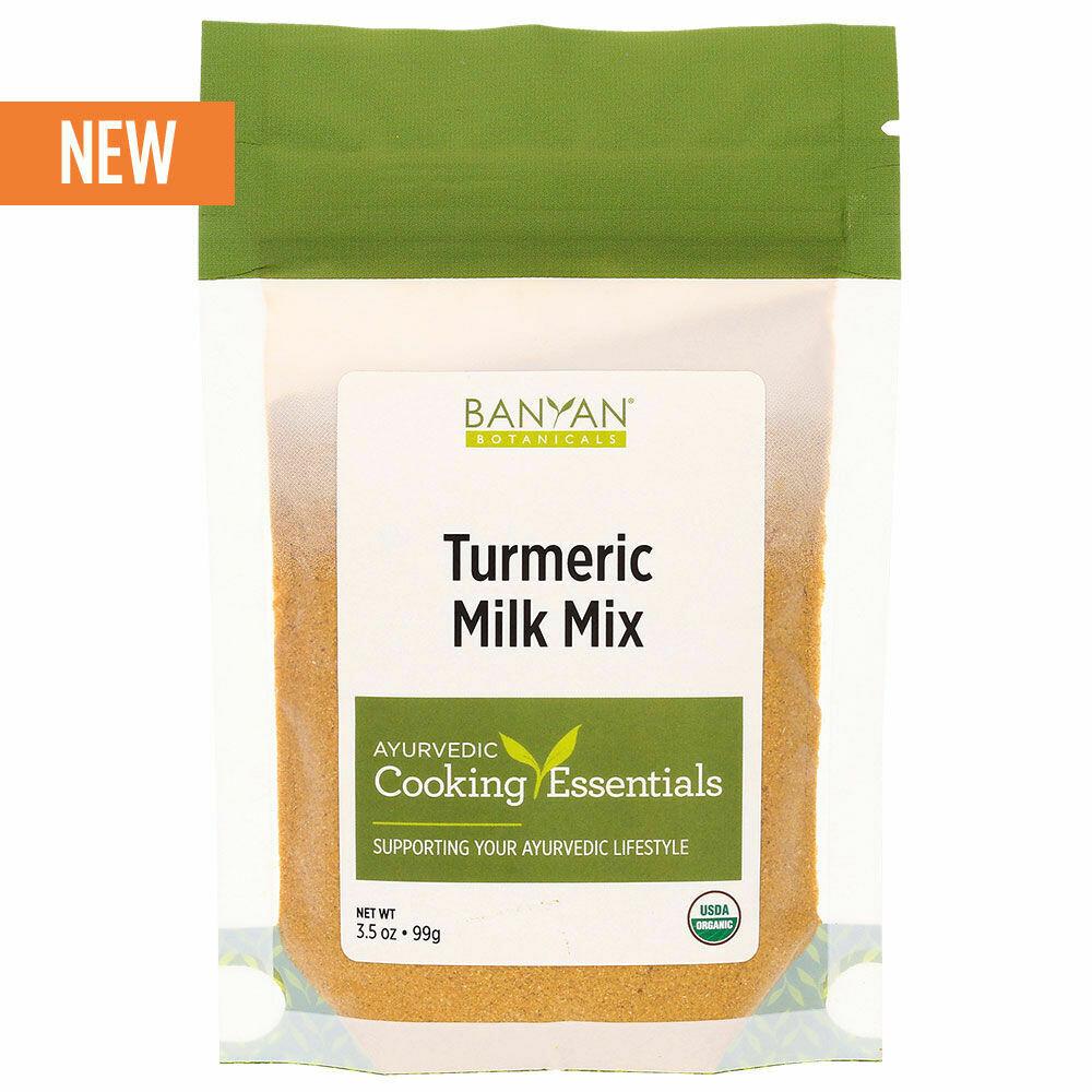 Turmeric Milk Mix by Banyan Botanicals