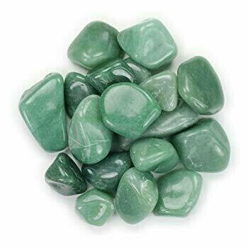 Green Aventurine, tumbled stone