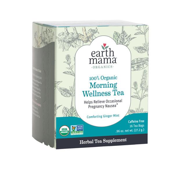 Earth Mama Organic Morning Wellness Tea