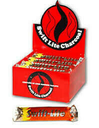 Swift Lite Charcoal Tabs