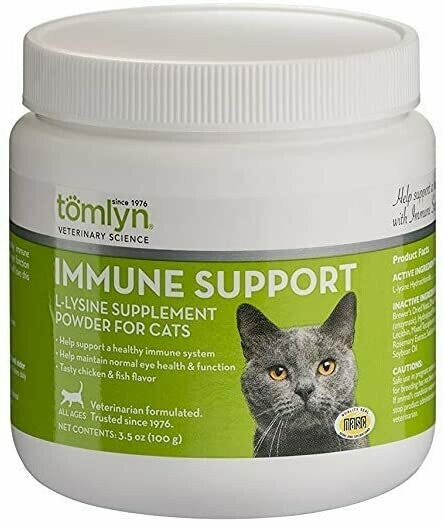 L-Lysine for Cats
