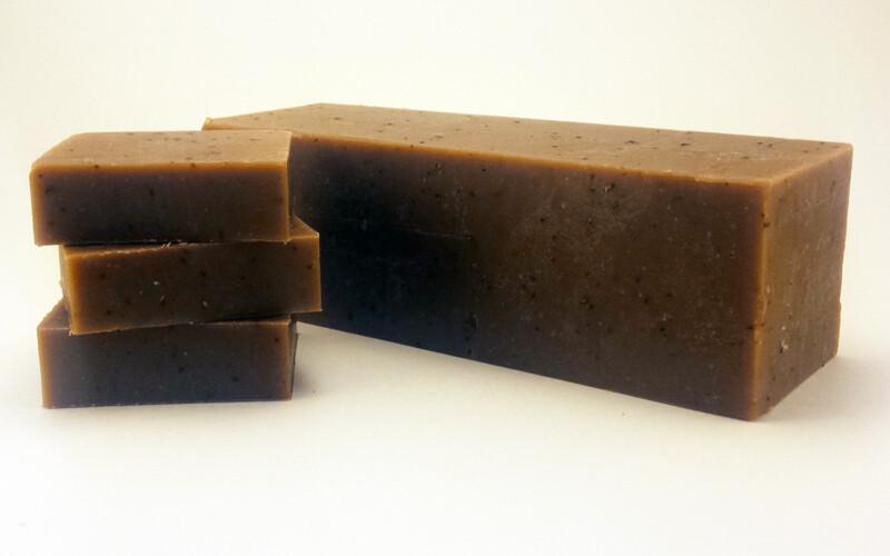 Sweet Musk Oat Scrub Soap