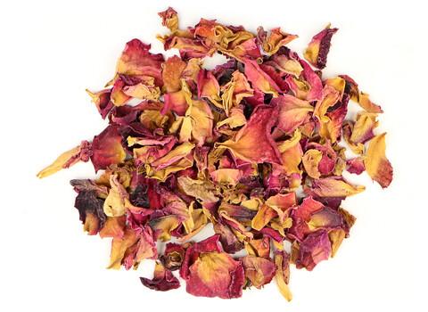 Rose Petals, Burgundy 1oz wild-crafted